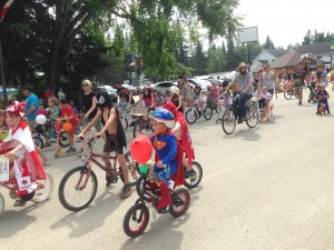 Chamber Days - August 9, 2014  Kiddie Parade