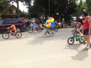 Chamber Days - August 9, 2014, Kiddie Parade