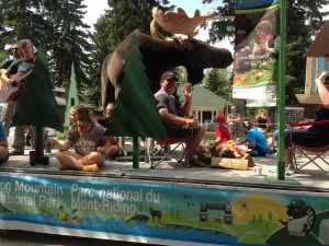 Chamber Days Parade - August 9, 2014 RMNP