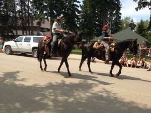 Chamber Days Parade  - August 9, 2014